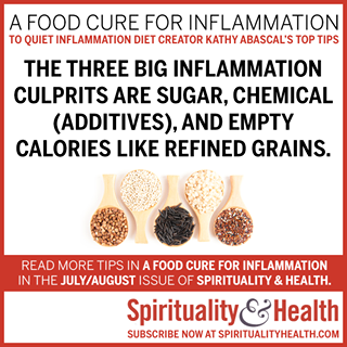 Causes of Inflamation in your body